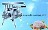 un type machine de plumeur/machine déplacement de clavette pour l'abattage de volaille