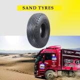 Pneumáticos diagonais da areia, pneus de OTR, pneumáticos das indústrias