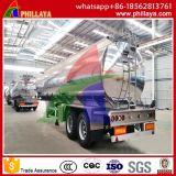 Tri-Axle 50000L алюминиевая топлива тележка Trailertank Semi