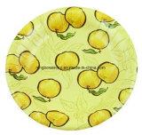 당 공급 둥근 처분할 수 있는 종이 접시가 도매 싼 가격에 의하여 농담을 한다
