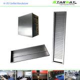 Pièces personnalisées de fabrication en métal avec le découpage de laser de qualité