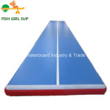 Weißes Line Inflatable Air Floor für School Training