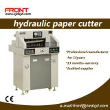 Hydraulic 두 배 프로그램 Controlled Paper Cutter (480HP)