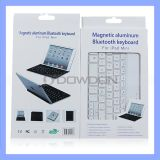 Magnetisches Aluminum Bluetooth Keyboard für iPad Mini (Keyboard-01)