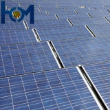 3.2mm Patterned Arc Super Clear Solar Panel Glass