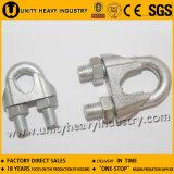 큰 공급 DIN 741 Galv 가단성 철강선 밧줄 클립