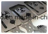 автомат для резки лазера CNC металла волокна стали углерода 1-15mm