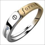 Máquina de gravura do laser da jóia para as correntes chaves dos pendentes dos anéis das pulseira do bracelete do aço inoxidável do cobre da prata do ouro