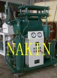 L'olio del trasformatore di vuoto ricicla la macchina con il pulsometro della Germania Leybold