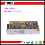 150W fonte de alimentação, fonte de alimentação do diodo emissor de luz de DC12V DC24V DC48V, material de alumínio, tensão constante, excitador constante do diodo emissor de luz da corrente