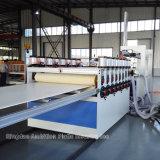 China Belüftung-Schaumgummi-Blatt-Strangpresßling-Maschine mit ISO9001 genehmigt