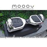 Vespa de equilibrio de deriva elegante del uno mismo eléctrico de dos ruedas del color de plata del cromo
