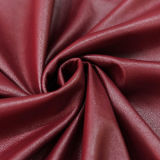 衣服のための柔らかい浮彫りにされたPUの革