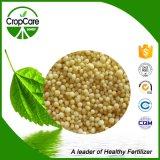 Agricultura que cultiva el fertilizante compuesto 15-5-20 de NPK