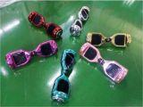 Самокат Hoverboard колес самоката 2 баланса собственной личности Китая электрический