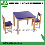 Mobília do infantário da madeira contínua (W-G-1078)