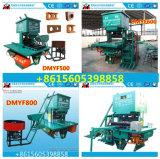 Dmyf600粘土のウズベキスタンの連結の煉瓦作成機械