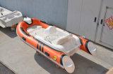 Barco externo da velocidade do bote de salvamento da marinha dos barcos de Liya 11ft China FRP