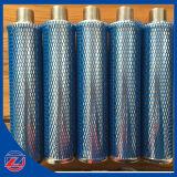 Het Element van de Filter van het Scherm van de Draad van de Wig van het roestvrij staal voor het Systeem van de Behandeling van het Water