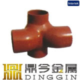 En877 Sml Epoxy Paint Cast Iron Pipe e Fittting