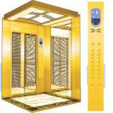 Elevatore Gearless del passeggero con la decorazione ad alto livello (YD-O1 F)