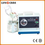 Dispositifs d'aspiration médicaux mobiles en plastique de pompe de vide