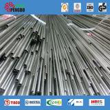 Tubo d'acciaio saldato senza giunte inossidabile 304