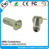 Connecteur coaxial des connecteurs SMA Kd95 pour le connecteur de SMA