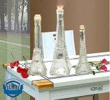 bottiglia floreale creativa della bevanda del vaso 500ml che desidera bottiglia