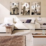Giclee Impresso Imagem Canvas for Hotel Decoration Artwork