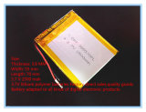 Nieuwe Batterij 385570 van 3.7 van V van het Lithium Batterijen van het Polymeer GPS van de Batterij van de Toebehoren van Tabletten het Professionele Registreertoestel van de Gegevens van het Voertuig Reizende