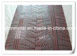 HPLの出版物および短いサイクルの薄板になる出版物のためのステンレス鋼の出版物版