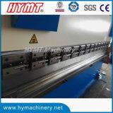 Machine se pliante du carbone WC67Y-400X4000 de plaque hydraulique d'acier/machine à cintrer en métal