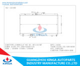 De Radiator van de Auto van de goede Kwaliteit voor OEM 16400-15841 van MT Ae110 van Bloemkroon 92-01 van Toyota