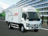 Isuzu 600p는 골라낸다 줄 가벼운 밴 트럭 (NKR77PLNACJAX)를