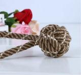 Jouet de corde de crabot d'approvisionnement d'animal familier (KT0014)