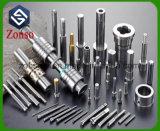 Los componentes de las piezas del moldeo por inyección del metal de las piezas insertas del molde de mueren el conjunto