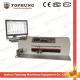 Máquina de prueba material eléctrica de la fuerza de peladura