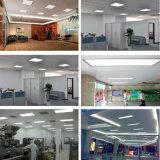 la lampe de plafond du voyant de 300X300mm DEL 24W AC85-265V amincissent allumer vers le bas les lumières carrées de boîtier