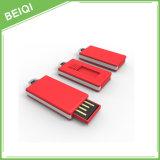 Vara colorida do USB do chapeamento do estilo de U com preço de fábrica