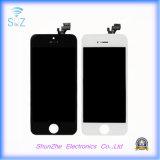 Pantalla táctil elegante de la visualización del teléfono de la célula LCD para el iPhone 5s 5c LCD