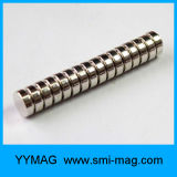 Super Strong Thin Coin Forme Disque dur Neodymium Magnets