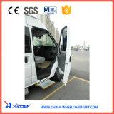 Opérations électriques pour des véhicules, ambulance