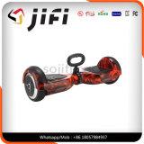 Scooter électrique de Hoverboard de scooter de 2 roues, Bluetooth \ éclairage LED, atterrisseur, batterie de Samsung