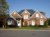호화스러운 2층 고품질 아름다움 빛 강철 구조물 조립식 가옥 집