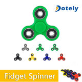 Verslavend friemel de Spinner Fidgetspinner van de Hand van het Speelgoed