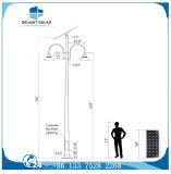 Lumière automatique et lumière solaire extérieure de jardin de contrôle de temps