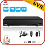 Netz NVR 4CH 1080P Sicherheitp2p-Poe