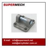 Doppi accessori pneumatici standard del cilindro di iso 15552 dell'orecchino per il Si