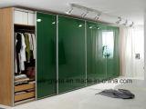 Porte peinte par couleur d'Innocative en verre